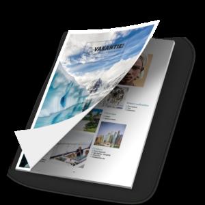 Reisinspiratie Magazine OpVakantie! - Nieuw magazine vol reisinspiratie 03 | LetsBook.be