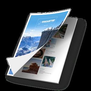 Reisinspiratie Magazine OpVakantie! - Nieuw magazine vol reisinspiratie 2018 | LetsBook.be