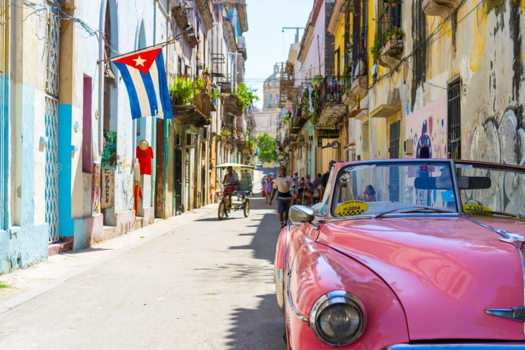 Begeleide Groepsreis Cuba | Letsbook.be - Onafhankelijk Reisbureau Dendermonde